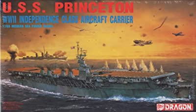 DML7014 1:700 Dragon USS Princeton WW2 Independence Class Aircraft Carrier MODEL KIT
