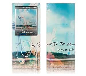 MusicSkins MS-RTTM10005 MP3 / MP4 Azul funda y carcasa para móvil - fundas y carcasas para móviles