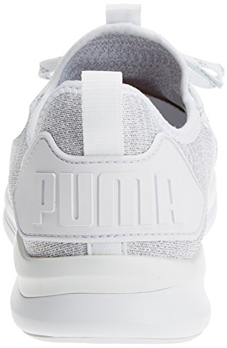 White Puma De Blanco puma Evoknit Para Flash Zapatillas Ignite Running Hombre rPg7vqr1