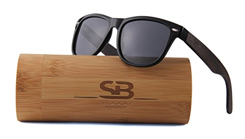 Polarized Bamboo Sunglasses - Eco-Friendly, Made For Men and Women, UV400 Protection, Light weight, free repair tool included - ShoppBoss by ShoppBoss (Image #7)