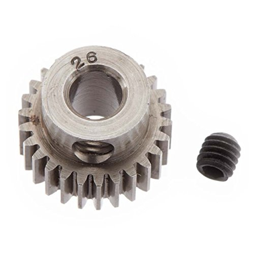 Robinson Racing Products 48 Pitch Pinion Gear, 26T, RRP2026