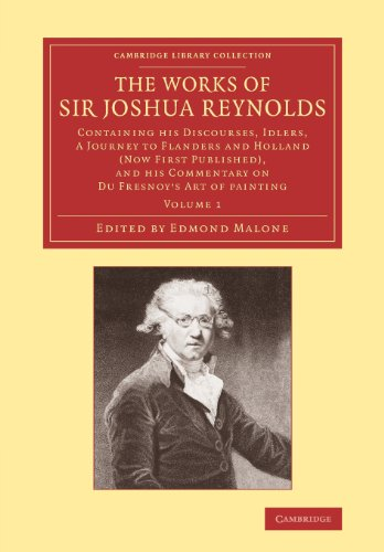 reynolds discourses on art pdf