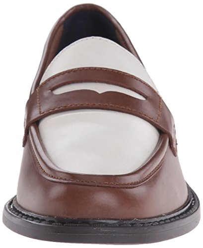 Cole Haan Womens Pinch Campus Penny Loafer Sequoia/Ivory JVozMm