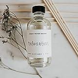 Sweet Water Decor Sandalwood Rose Reed Diffuser Set