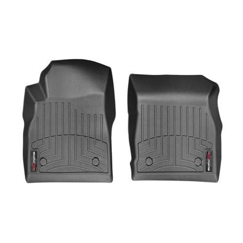 2012 - 2015 Buick Verano Front Set - WeatherTech Custom Floor Mats Liners - Black hot sale