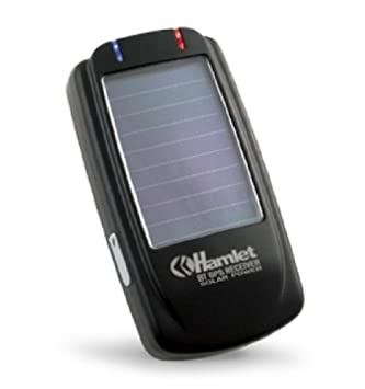 Hamlet HBTGPSOL BT Solar GPS Bluetooth GPS Receiver: Amazon.es ...