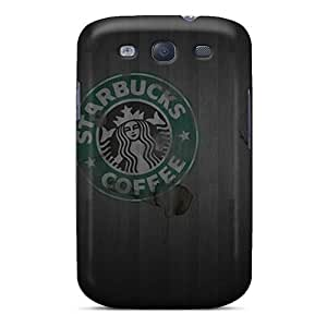 Defender Cases With Nice Appearance (starbucks) For Galaxy S3