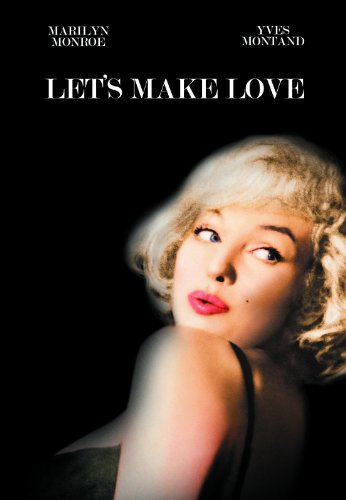 amazon com  let u0026 39 s make love  marilyn monroe  yves montand