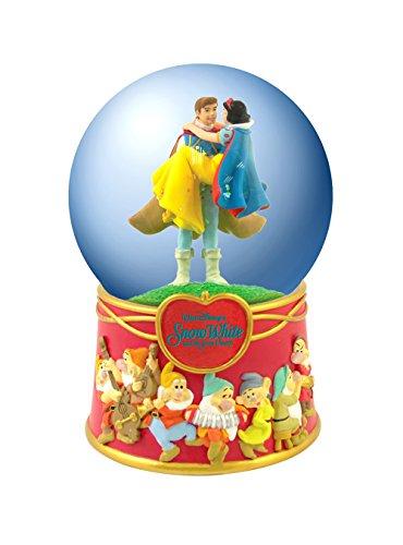 Disney Snow White Music Water Globe