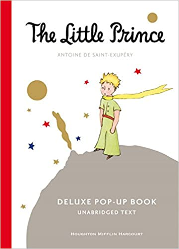 the little prince deluxe pop up book  antoine de saint exupéry    the little prince deluxe pop up book  antoine de saint exupéry      amazon com  books