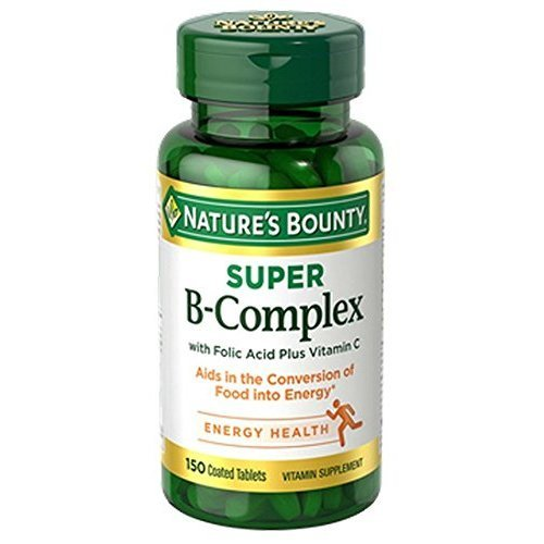 Nature S Bounty Super B Complex