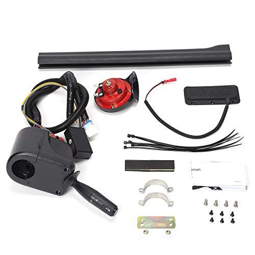- World 9.99 Mall Golf Cart Universal Deluxe Light Upgrade Kit