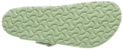Birkenstock Gizeh Birko-flor - Sandalias de dedo Mujer Verde - Grün (Graceful Mint)