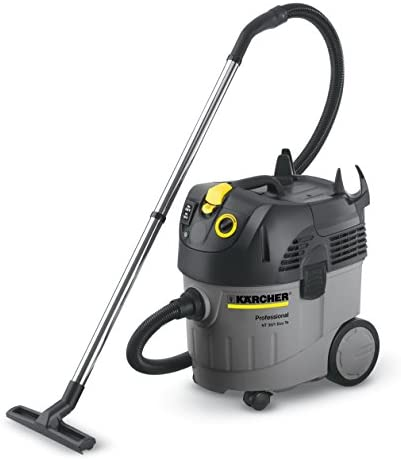 Karcher NT 25 1 Ap 1.85 HP Wet Dry Vacuum with 5.5 gallon Dry Capacity 3.3 gallon Wet Capacity