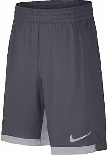 NIKE Boys' Dry Trophy Athletic Shorts