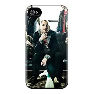 DannyLCHEUNG Iphone 4/4s Protective Cell-phone Hard Covers Unique Design High-definition Foo Fighters Skin [oWX13056qisx]