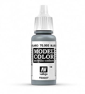 Vallejo Blue Grey Pale Paint, 17ml