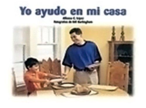 Rigby PM Coleccion: Leveled Reader 6pk rojo (red) Yo ayudo en mi casa (I Help At Home) (Spanish Edition) PDF