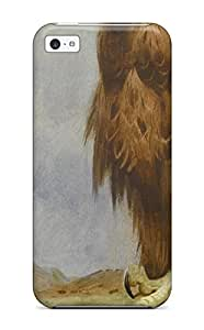Durable Case For The Iphone 5c- Eco-friendly Retail Packaging(archibald Thorburn Pair Of Golden Eagles Bonhams)