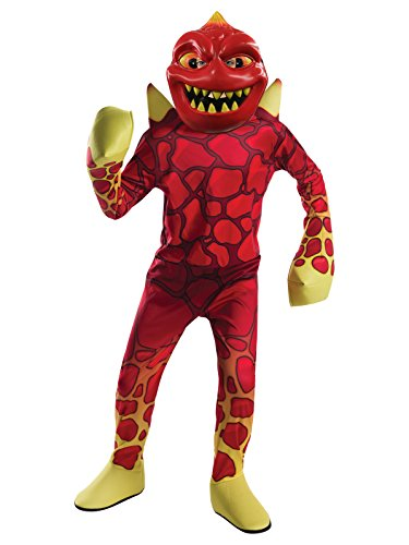 Rubie's Skylanders Academy Child's Eruptor Costume, Small -