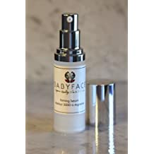 Babyface Argireline and Matrixyl 3000 Concentrated Firming Serum 1.1 ounce