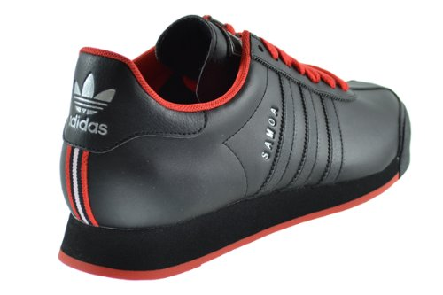 adidas originals samoa black poppy