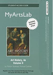 art with access code a brief history books a la carte