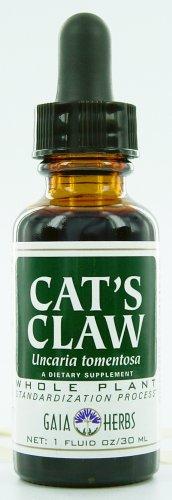 (Cats Claw Extract [4 Fluid Ounces] Gaia Herbs)