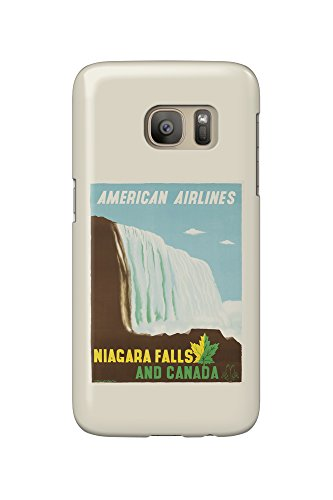 american-airlines-niagara-falls-vintage-poster-artist-kauffer-usa-c-1948-galaxy-s7-cell-phone-case-s