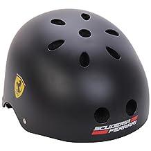 Ferrari Inline Skate Helmet Black