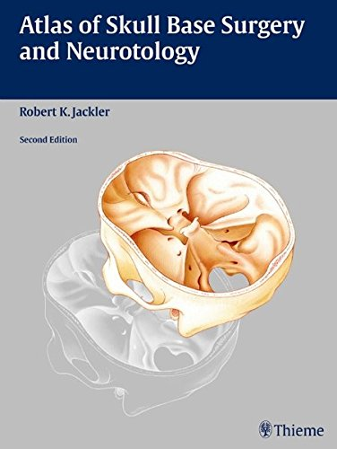 B.O.O.K Atlas of Skull Base Surgery and Neurotology KINDLE