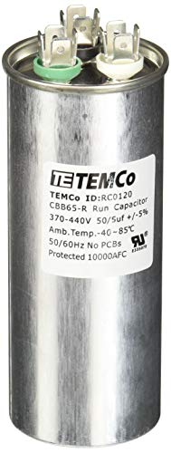 Carrier TP-CAP-50/5/440R Dual Run Capacitor (Pump Heat Capacitor)