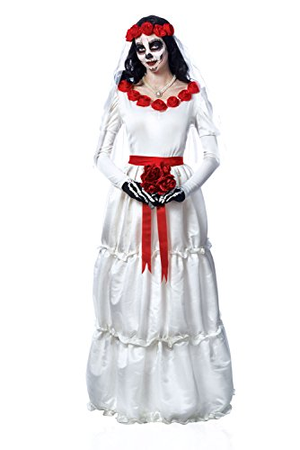 Day of the Dead The Bride Costume
