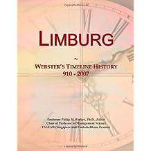 Limburg: Webster's Timeline History, 910 - 2007