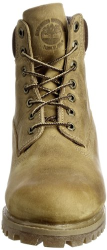 Grain Impermeables Botas 6 In Waterproof Full Timberland Burnished Amarillo Premium wheat wX4SvxqZ