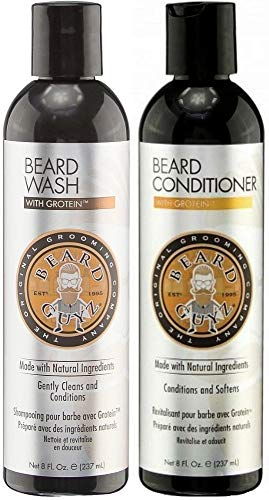 Beard Guyz Beard Daily Wash 35 and Deep Conditioner 25 Set