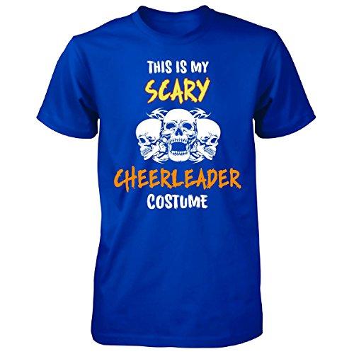 [This Is My Scary Cheerleader Costume Halloween Gift - Unisex Tshirt] (Guy Cheerleader Costumes)