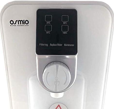 Deux ensembles de osmio zéro Osmose inverse Filtre de rechange Set