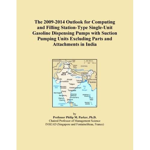 The 2009-2014 World Outlook for Computing and Filling Station-Type Single-Unit Gasoline Dispensing Pumps Excluding Parts and Attachments Icon Group
