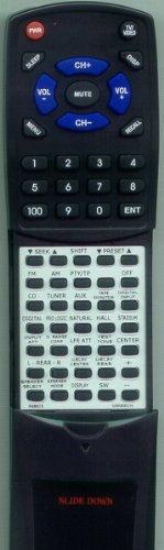 Replacement Remote Control for NAKAMICHI AV500, AV10, AV400, RE66D2, CB00522BRE60D1, AV8