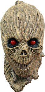 Shrunken Scary Scarecrow Mask]()