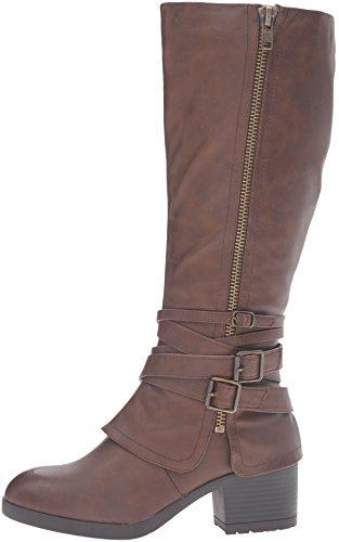 Madden Girl Women S Cactuss Boots: Madden Girl Women's Ratewc Wide Calf Riding Boot