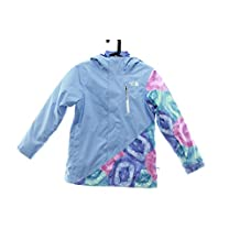 Girl's The North Face Abbey Triclimate Jacket Size 10/12 Medium Grapemist Blue