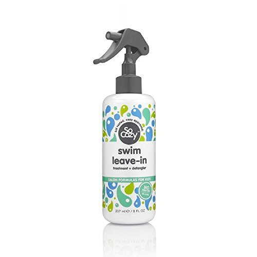 SoCozy Splash Swim Leave-In Treatment + Detangler, 8 Ounce