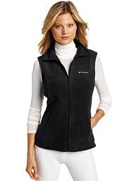 Columbia Women\'s Benton Springs Vest, Black, Small