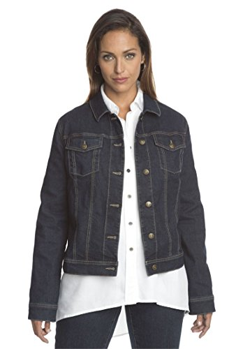Jessica-London-Womens-Plus-Size-Classic-Jean-Jacket