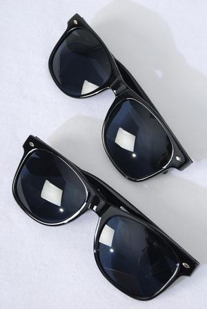 Jersey Shore Sun_UVA/UVB Protective Lenses_Dark - Jersey Sunglasses Shore