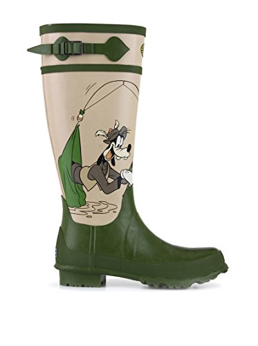 Botas in gomma - Cartoon 745-disney Pippo Rbrw Pippo Beige-Military