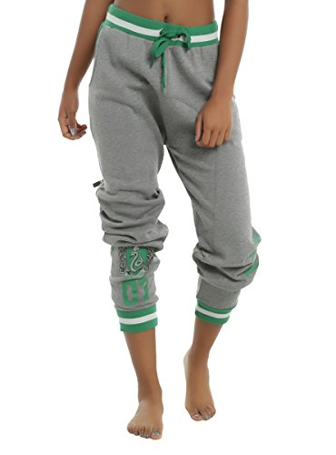 Harry Potter Slytherin Girls Jogger Pants