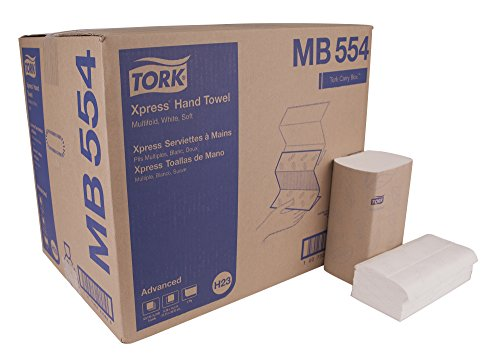 Tork Advanced MB554 Soft Xpress Multifold Paper Hand Towel,